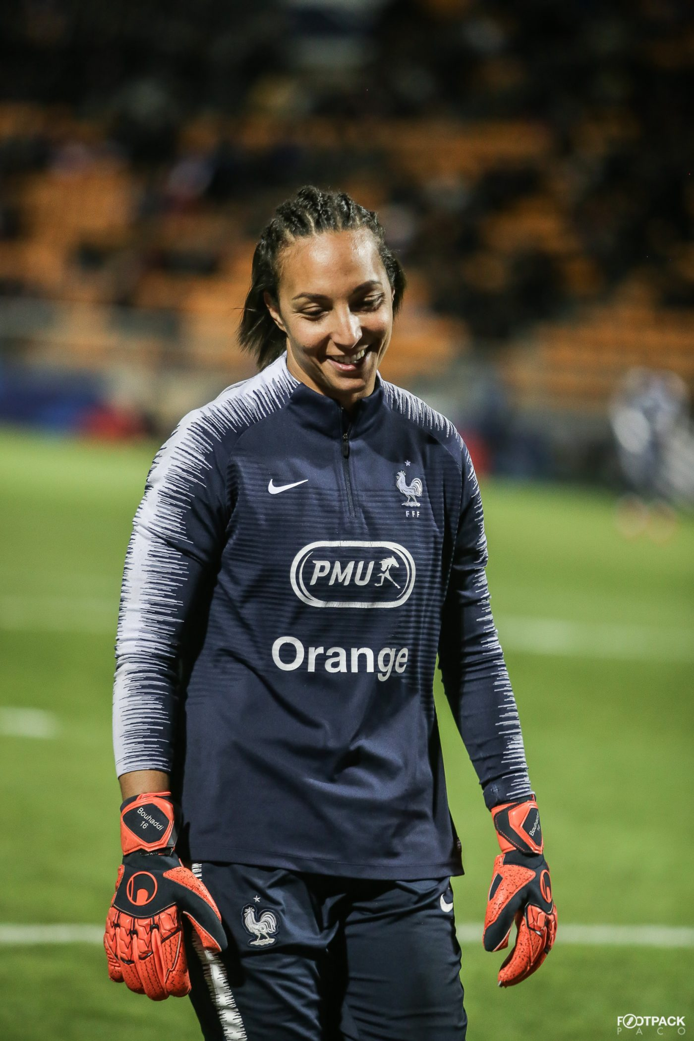 equipe-de-france-feminine-coupe-du-monde-2019-france-allemagne-sarah-bouhaddi