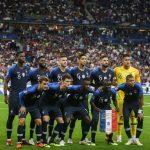 Les chaussures des 23 Bleus pour affronter la Moldavie et l'Islande