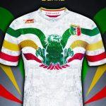 Airness dévoile le nouveau maillot du Mali pour la CAN2019