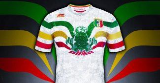 Image de l'article Airness dévoile le nouveau maillot du Mali pour la CAN2019