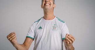 Image de l'article L'Algérie et adidas dévoilent les maillots pour la CAN 2019