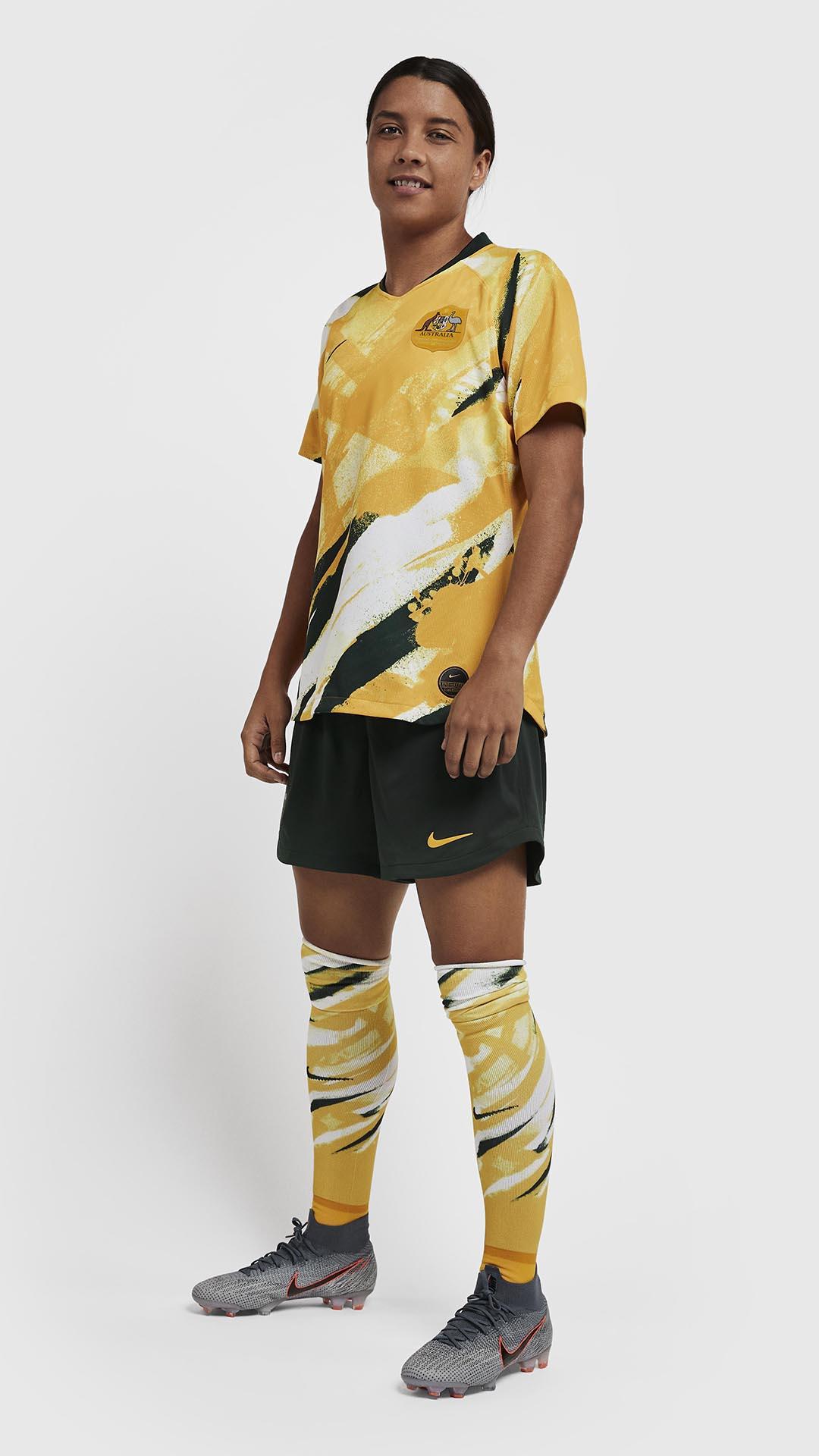 maillot-domicile-australie-coupe-du-monde-feminine-2019-nike