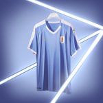 Puma dévoile les maillots 2019 de l'Uruguay