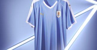 Image de l'article Puma dévoile les maillots 2019 de l'Uruguay