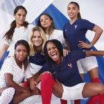 Nike dévoile les maillots de l'équipe de France féminine pour la Coupe du Monde 2019