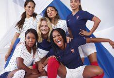 Image de l'article Nike dévoile les maillots de l'équipe de France féminine pour la Coupe du Monde 2019