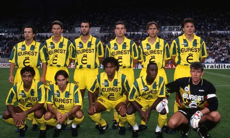 maillot-fc-nantes-1994-1995