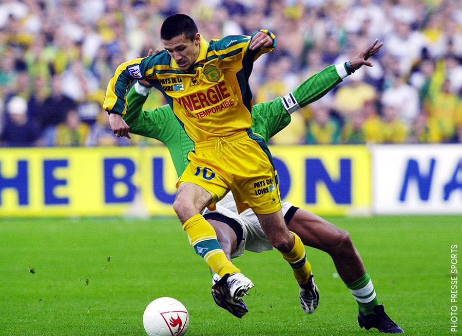 maillot-fc-nantes-2000-2001