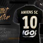 Amiens dévoile un maillot collector pour le match face au Stade de Reims