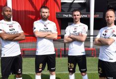 Image de l'article Guingamp jouera la finale de la Coupe de la Ligue avec un maillot en hommage à la Bretagne