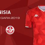 Kappa dévoile les nouveaux maillots de la Tunisie