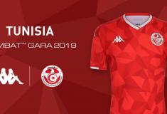 Image de l'article Kappa dévoile les nouveaux maillots de la Tunisie
