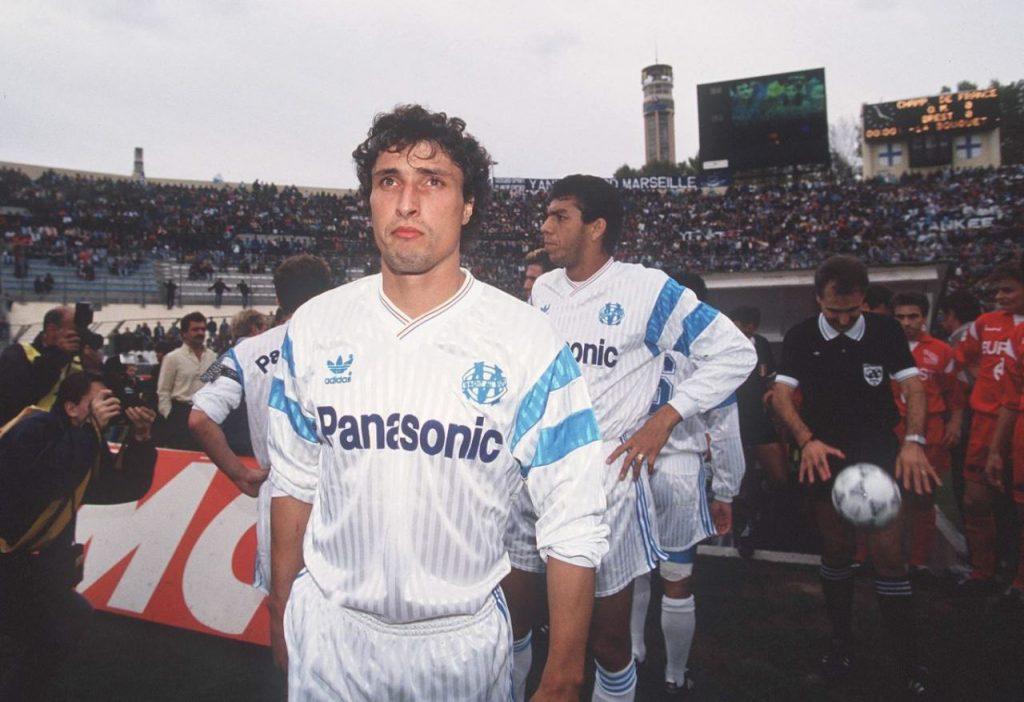 maillot-marseille-1989-1991