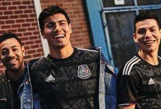 Image de l'article adidas et le Mexique dévoilent le nouveau maillot 2019