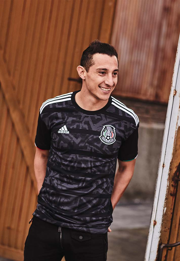 maillot-mexique-adidas-gold-cup-2019