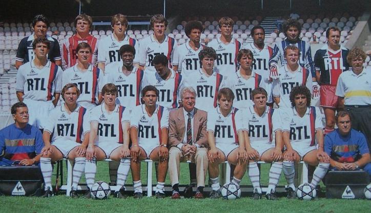 maillot-paris-saint-germain-1985-1986