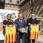La sélection de Catalogne dévoile son nouveau maillot officiel