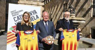 Image de l'article La sélection de Catalogne dévoile son nouveau maillot officiel