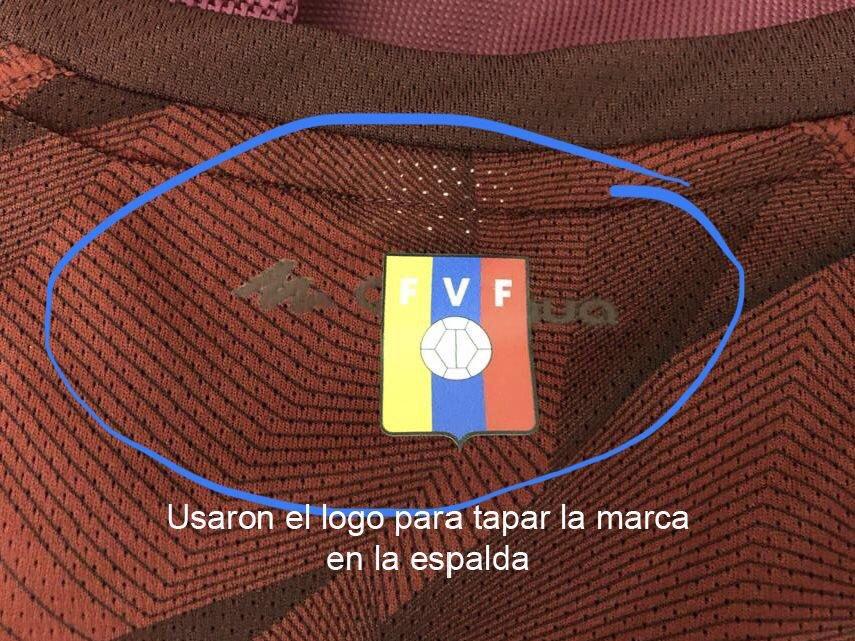 maillot-venezuela-givova-deguiser-quechua-decathlon