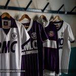Le club du Toulouse FC dévoile une collection vintage