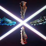 Orravan Design customise des chaussures aux couleurs du jeu vidéo Anthem