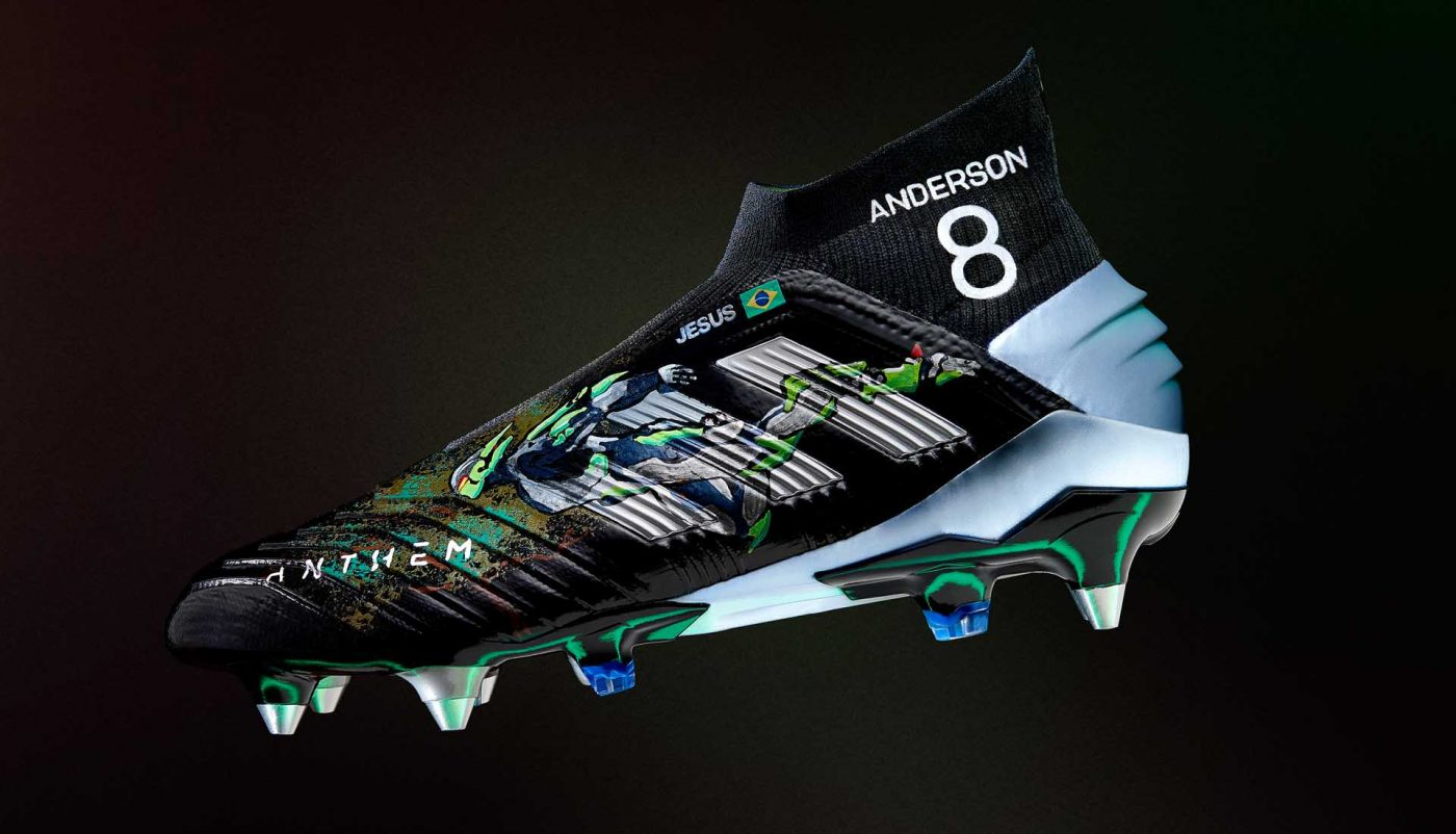 orravan-design-chaussures-customise-adidas-predator-Felipe-Anderson