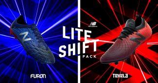 Image de l'article New Balance dévoile le pack Lite Shift en édition limitée