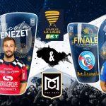 Nicolas Benezet et MC Protech personnalisent des protège-tibias pour la finale de la Coupe de Ligue 2019