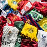 Le Top 10 des plus gros vendeurs de maillots en 2018