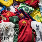 Tous les maillots de football de la saison 2019-2020