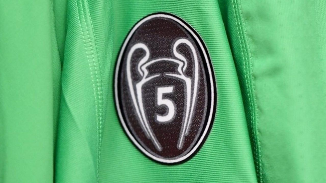Patch Ligue de Champions pour maillot champions league France flocage