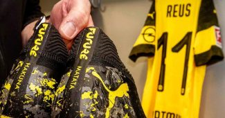Image de l'article Puma dévoile des chaussures spéciales pour le derby entre Dortmund et Schalke