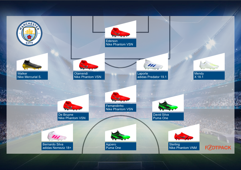compo-chaussures-football-manchester-city-1:4-finale-ligue-des-champions-footpack-avril-2019