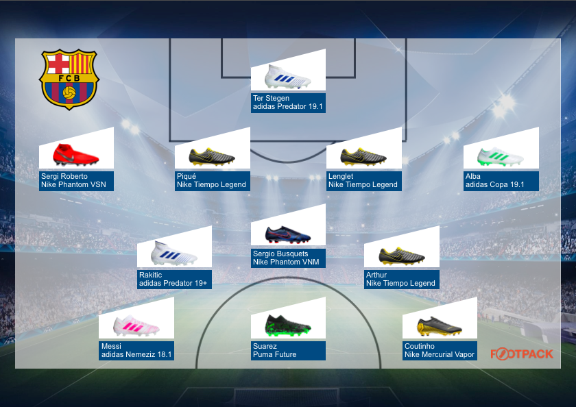 compos-chaussures-fc-barcelone-demi-finale-ligue-des-champions-barcelone-liverpool