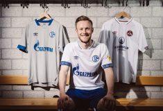 Image de l'article Umbro dévoile des maillots spéciaux pour Schalke 04 et Nuremberg