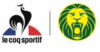 Image de l'article Le Coq Sportif, nouvel équipementier du Cameroun