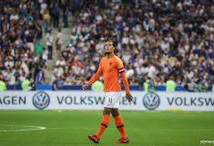 Image de l'article Les chaussures de foot de … Virgil Van Dijk