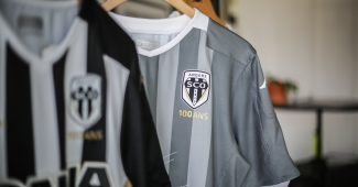 Image de l'article Kappa dévoile les nouveaux maillots 2019-2020 d'Angers SCO