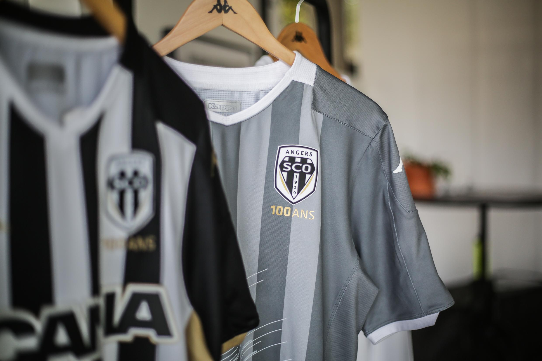 a418980ed69 Kappa dévoile les nouveaux maillots 2019-2020 d Angers SCO
