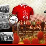 Le Bayer Leverkusen dévoile un maillot spécial pour ses 40 ans en Bundesliga