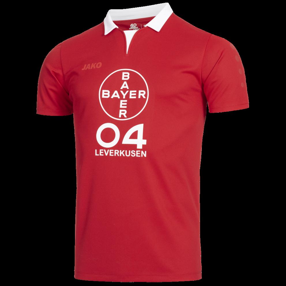 maillot-bayer-leverkusen-special-40-ans-bundesliga