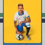 Le Brésil et Nike dévoilent les maillots pour la Copa América 2019
