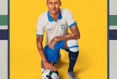 Image de l'article Le Brésil et Nike dévoilent les maillots pour la Copa América 2019