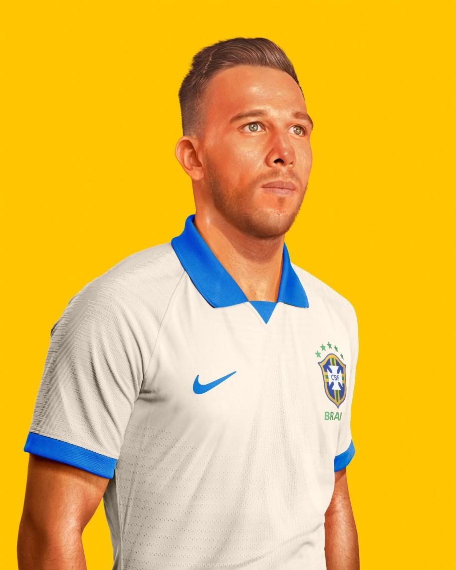 maillot-bresil-copa-america-2019-arthur