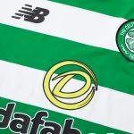 Le Celtic dévoile ses maillots 2019-2020 avec New Balance