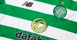 Image de l'article Le Celtic dévoile ses maillots 2019-2020 avec New Balance