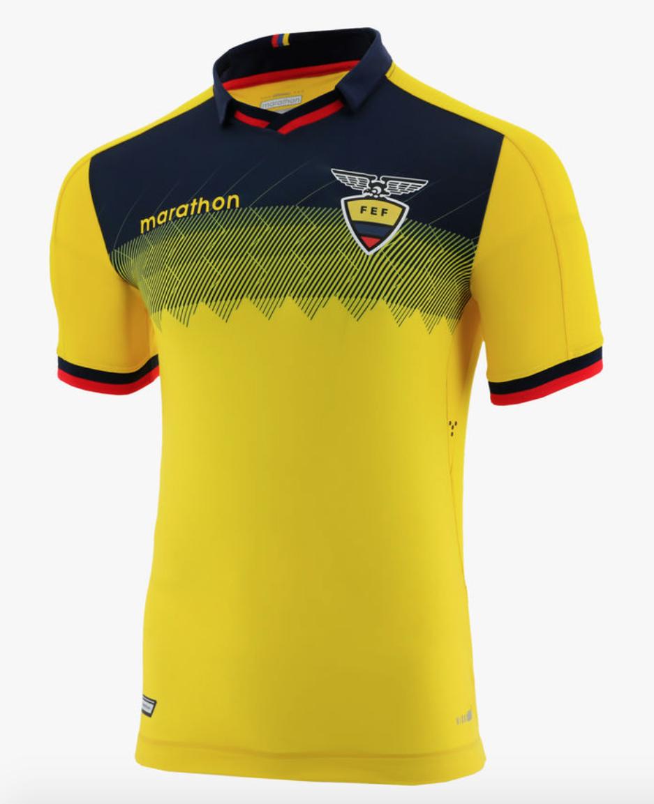 maillot-domicile-equateur-perou-2019-copa-america-2019