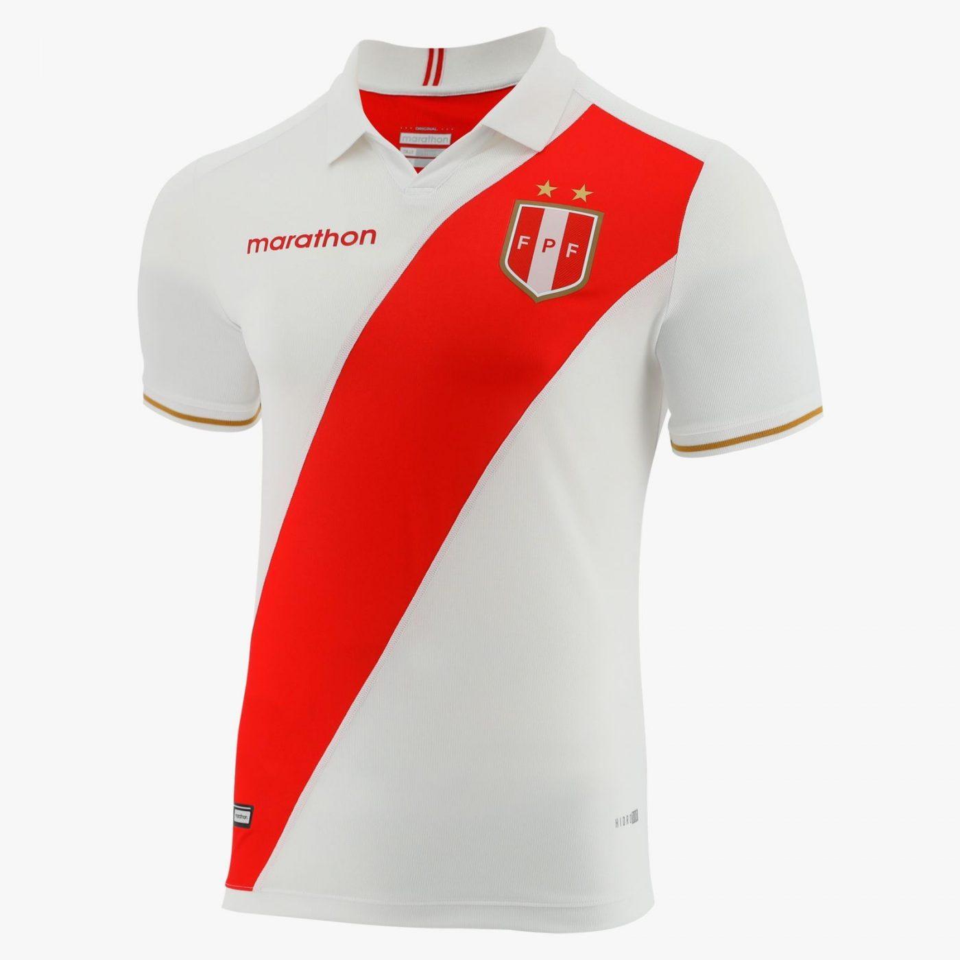 maillot-domicile-perou-2019-copa-america-2019