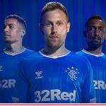 Hummel présente les maillots 2019-2020 des Rangers