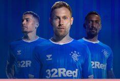 Image de l'article Hummel présente les maillots 2019-2020 des Rangers